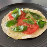 High Calcium Low Oxalate Pizza Snack