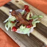 Low Carb Turkey Roll-Up